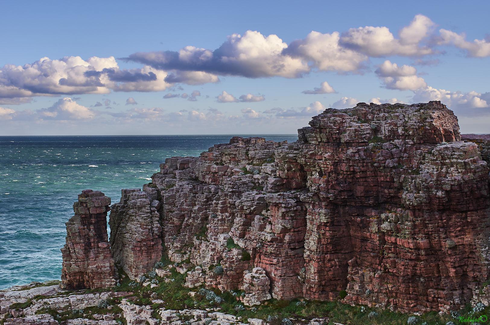 Rocher de la Fauconnière, Pointe du Cap Fréhel
