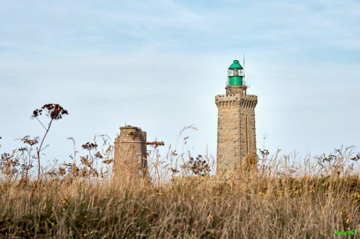 nature bretonne - Les 2 phares du Cap Fréhel