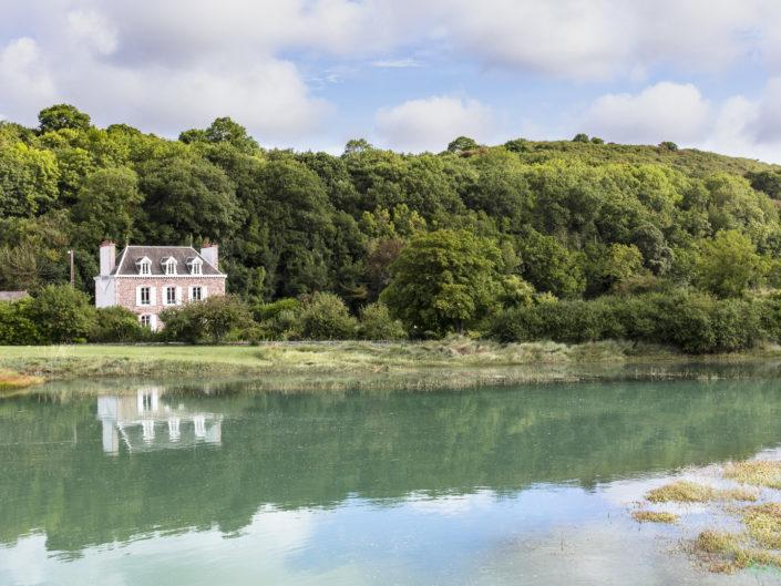 Baie de la Fresnaye - maison à Port à la duc