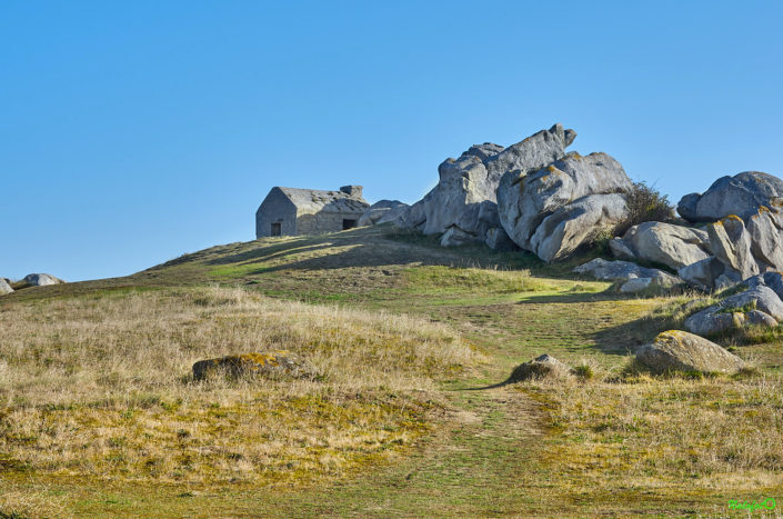 Ailleurs en Bretagne : Balade sur le GR 34 près de Plouescat dans le Finistère Nord