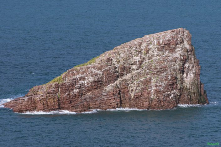 Le rocher l'Amas du Cap