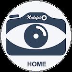 Logo Nalofoto rond home