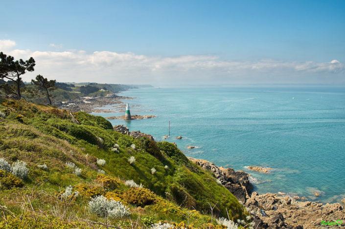 nature bretonne - Sortie du Port de Dahouet et Baie de Saint Brieuc