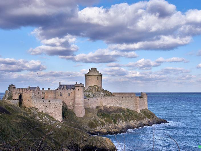 le Château de Fort la Latte sur la commune de Plévenon Cap Fréhel - la Roche Goyon