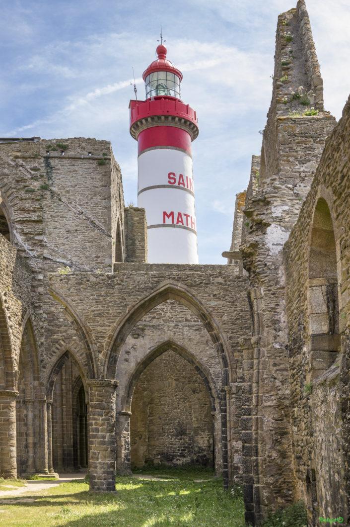 Photo du jour - Finistere - abbaye Saint Mathieu