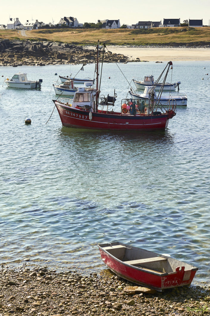 Photo du jour - Finistere - Petit port de pêche Beg ar vir