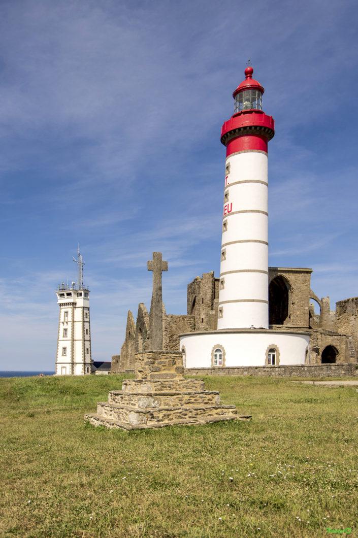 Photo du jour - Finistere - phare Saint Mathieu
