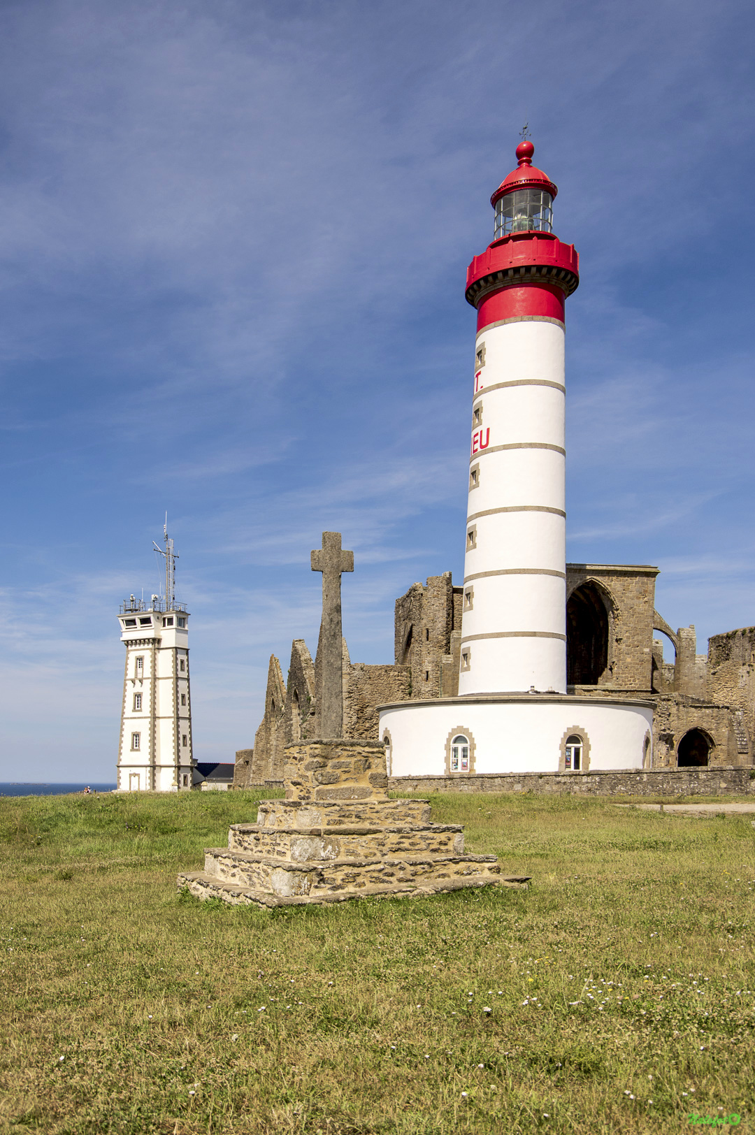Photo du jour - Finistere - phare Saint Mathieu