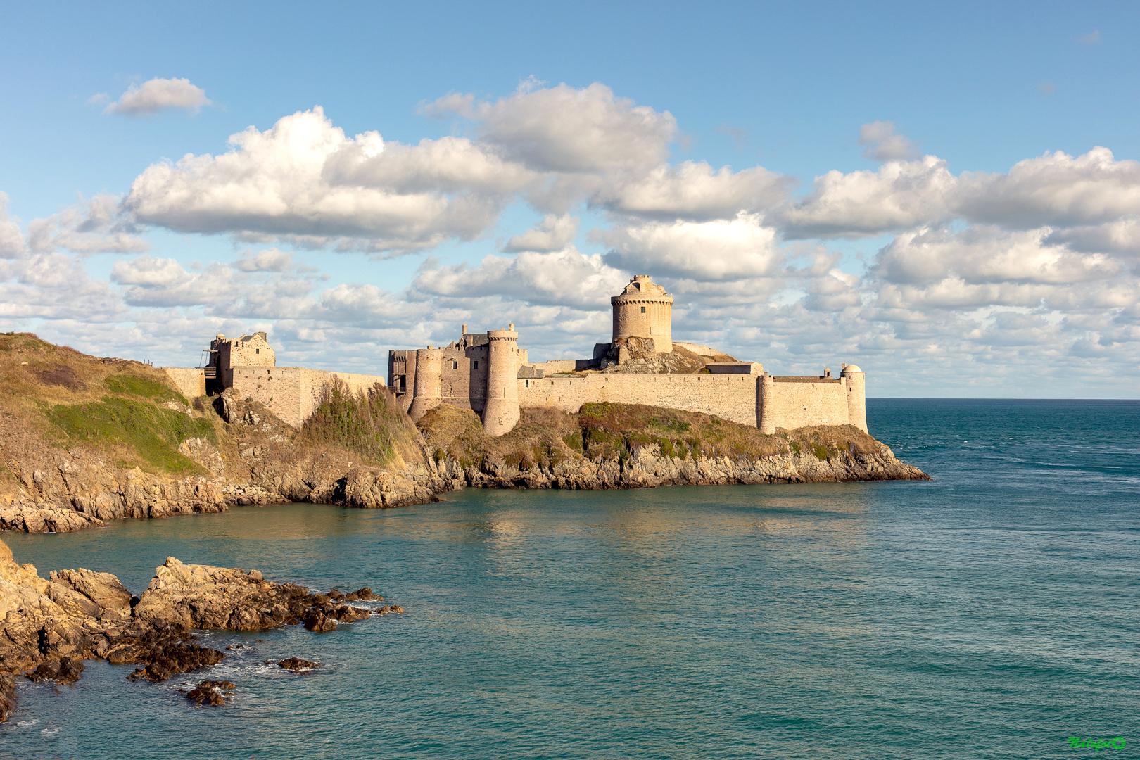 Château du Fort la Latte