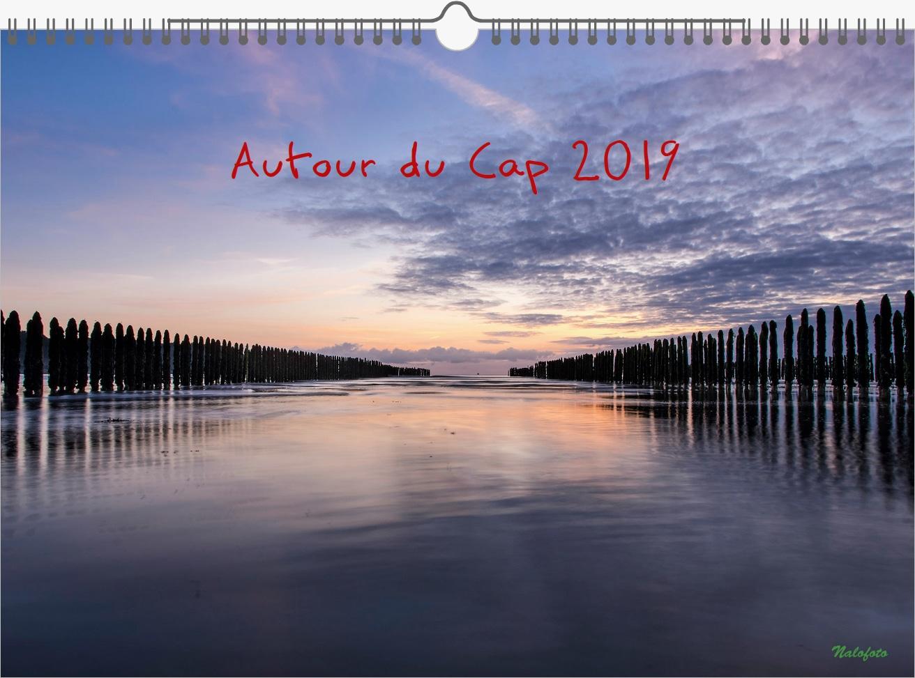 Calendrier 2019 de Nalofoto