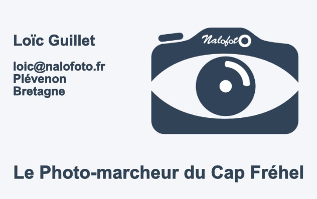Nalofoto Le photo marcheur