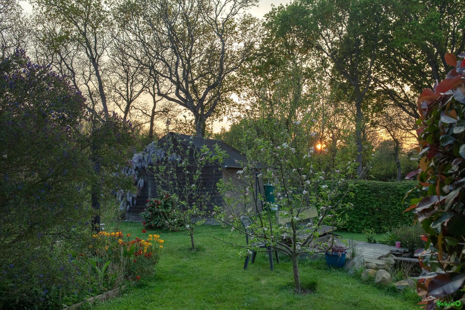 Jardin de Kernalo