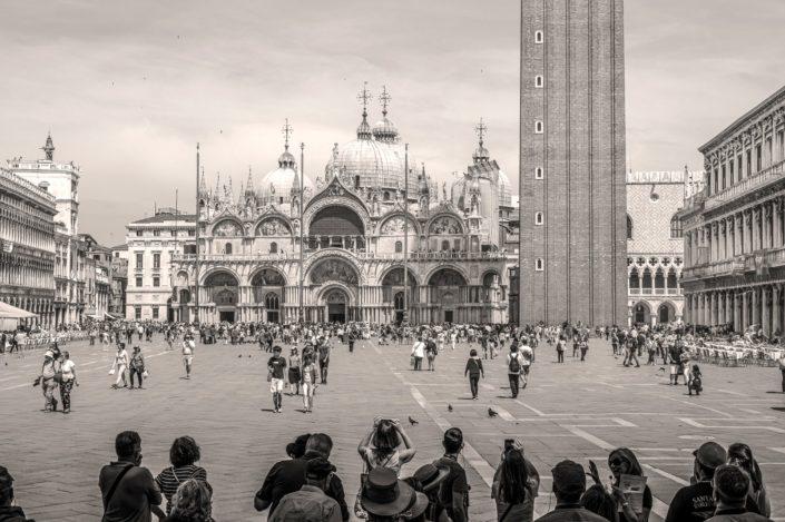 Place St marc à Venise
