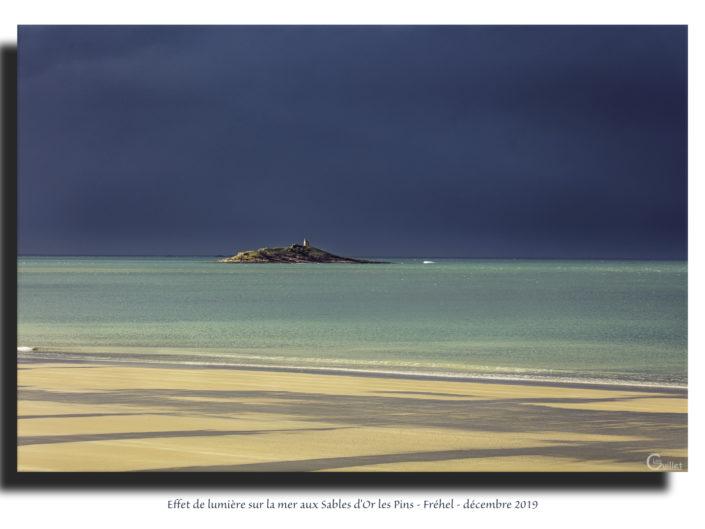 Tableau îlot St Michel