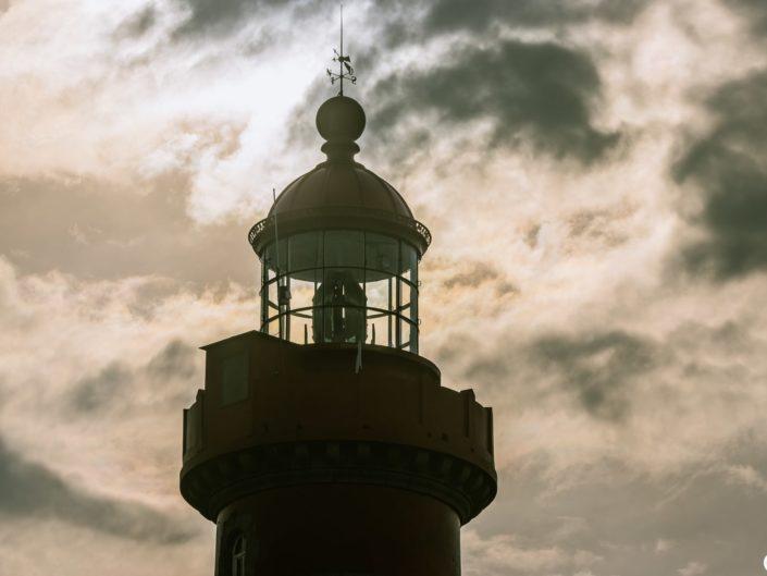 Lanterne du phare de Saint Mathieu