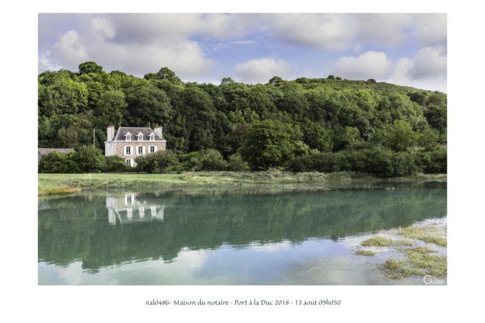 nal0486 maison du notaire Port à la Duc