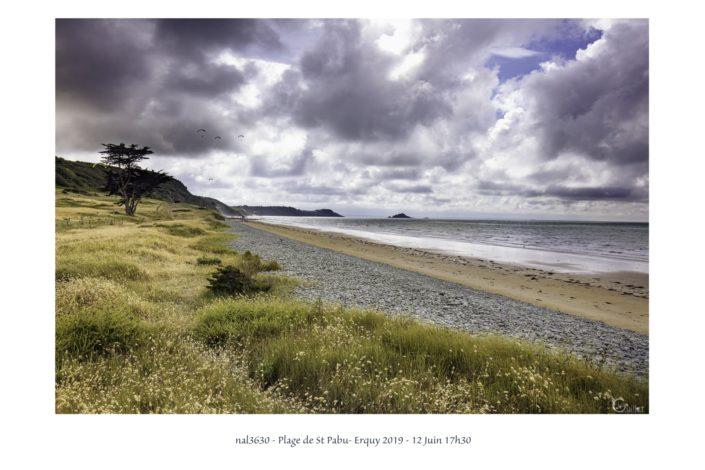 nal3630 plage de St Pabu