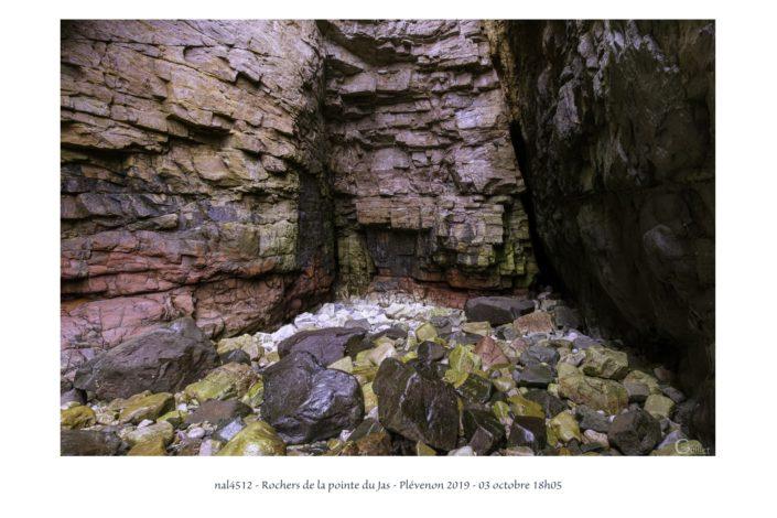 nal4512 rochers de la pointe du Jas