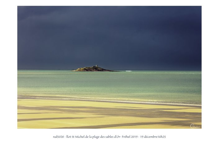 îlot St Michel
