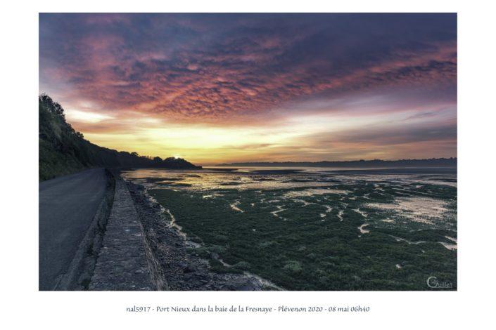 nal5917 Port Nieux dans la baie de la Fresnaye
