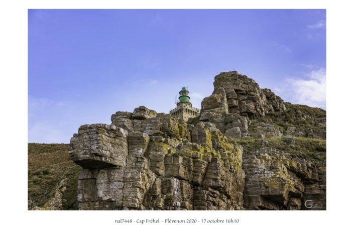 rochers du Cap Fréhel