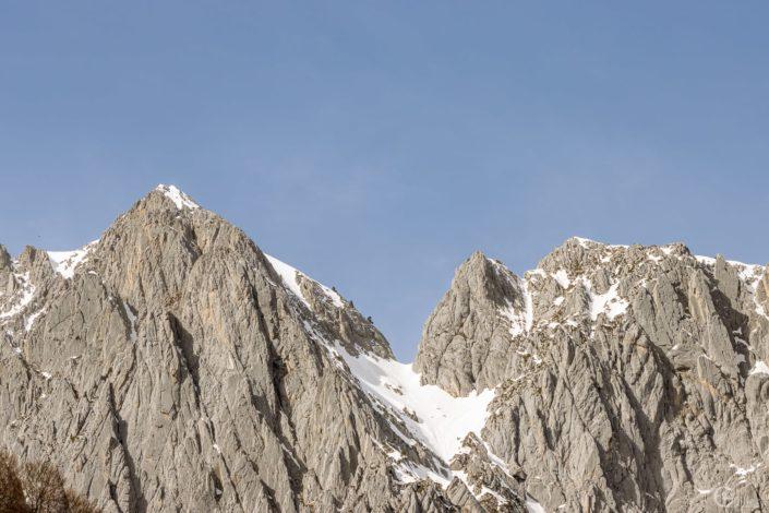 sommet rocheux