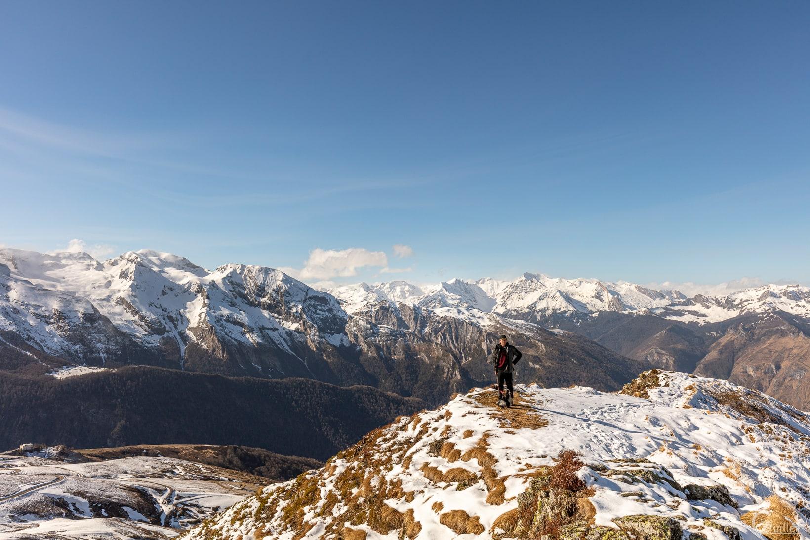 Le Photomarcheur dans les Pyrénées