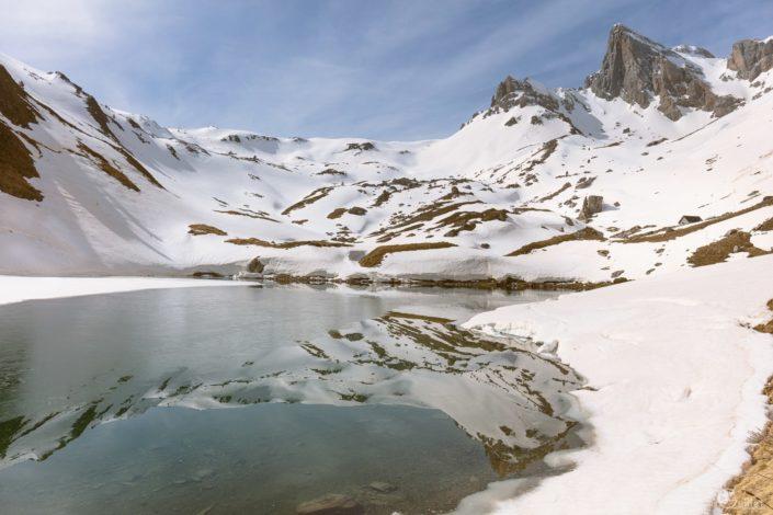 Le lac de Lhurs