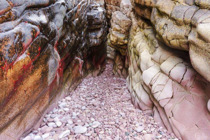 cap d'erquy une belle grotte