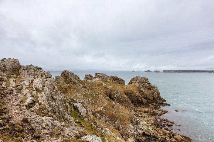 Crozon : Pointe de Dinan