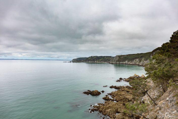 Crozon : Pointe de Saint Hernot